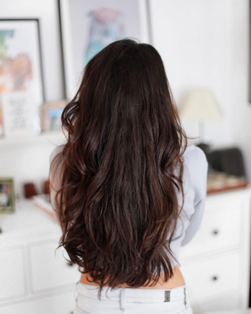 gesundes haar, schöne Haare, Haar Routine, Haarroutine, beautyroutine, Haarpflege, Frisur, Frisör