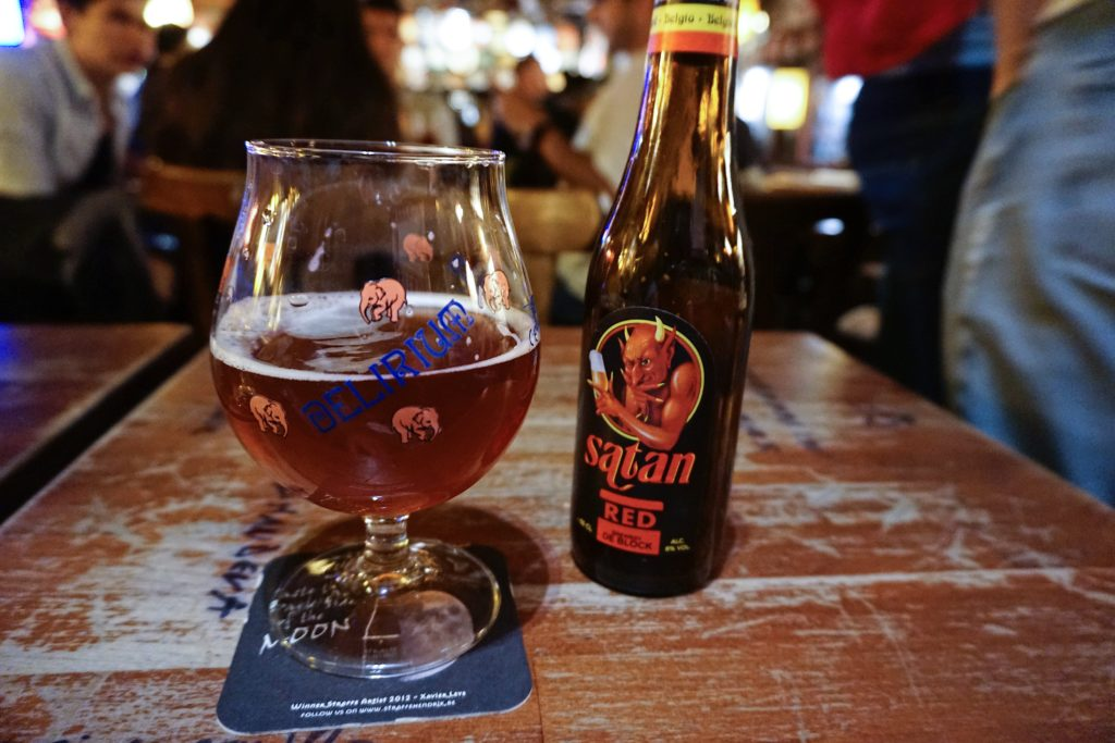 Bar in Brüssel