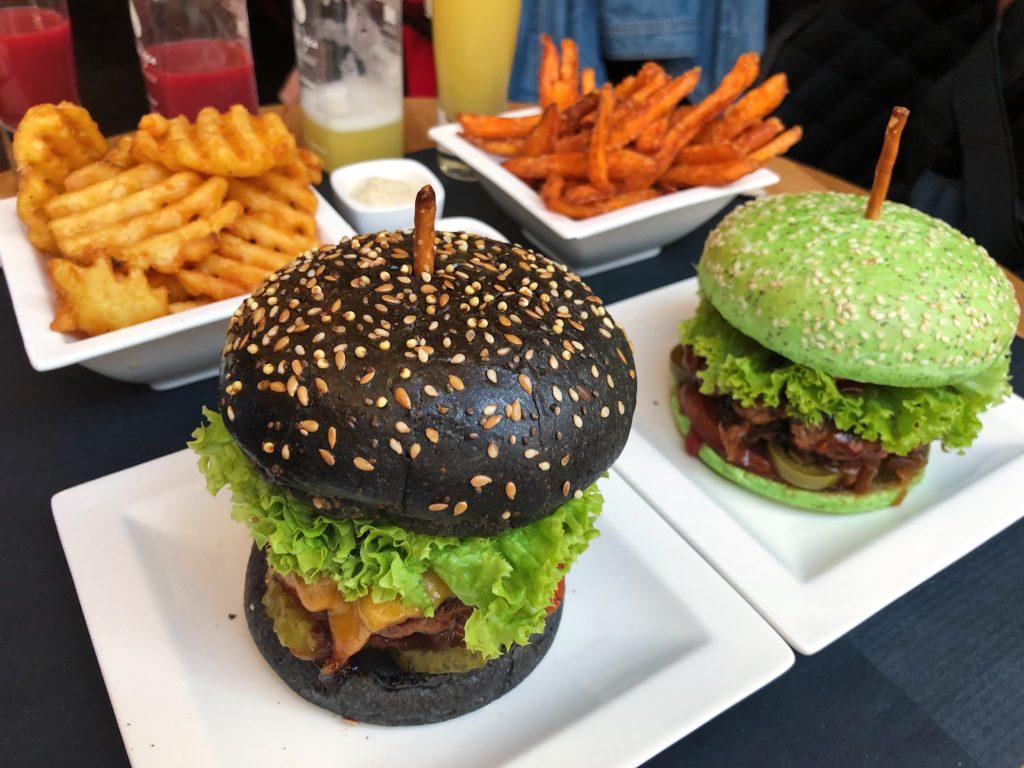 Burger in Brüssel
